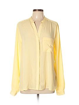 Cynthia Rowley for T.J. Maxx Long Sleeve Button-Down Shirt Size XL