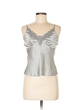 Worthington Sleeveless Silk Top Size M (Petite)
