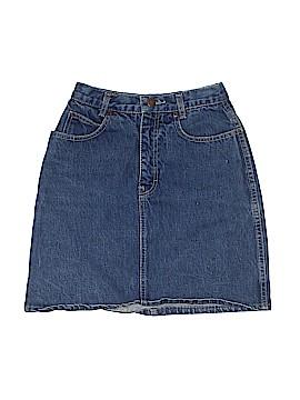 Calvin Klein Denim Skirt Size 5