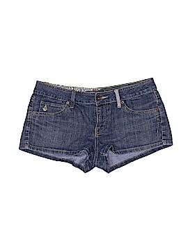 Volcom Denim Shorts Size 7