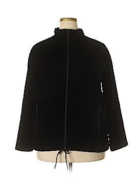 Chico's Design Track Jacket Size Lg (2)