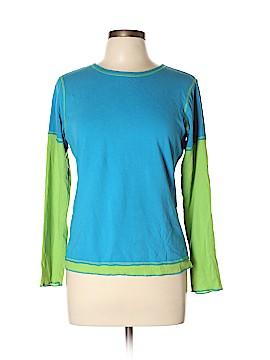 Jenni by Jennifer Moore Long Sleeve T-Shirt Size L