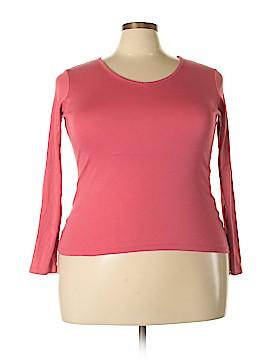 L.L.Bean Long Sleeve T-Shirt Size 20 (Plus)