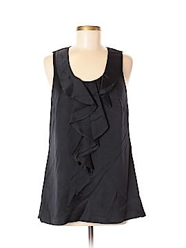 Saks Fifth Avenue Sleeveless Blouse Size 8