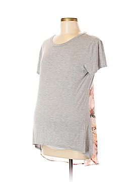 Ma Cherie Maternity Short Sleeve T-Shirt Size M (Maternity)