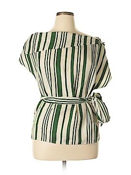 JOA Short Sleeve Blouse Size L