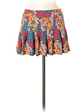 Petro Zillia Silk Skirt Size M