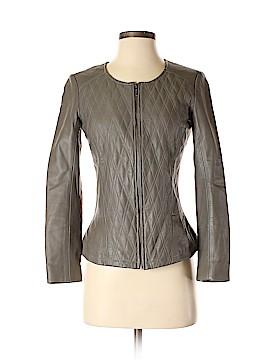 Hinge Leather Jacket Size XS