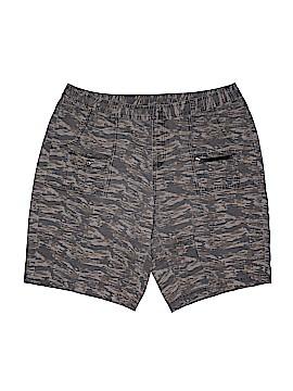 Allison Brittney Khaki Shorts Size 20W (Plus)