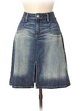 Paper Denim & Cloth Denim Skirt Size Med (2)