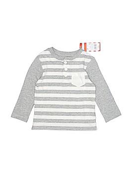 Cat & Jack Long Sleeve Henley Size 18 mo