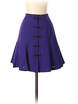 Linda Allard Ellen Tracy Wool Skirt Size 10 (Petite)