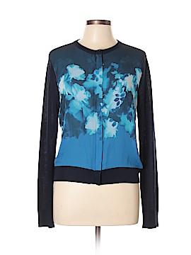 Magaschoni Silk Cardigan Size L