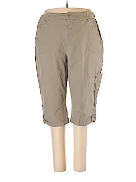 Liz & Me Cargo Pants Size 2X (Plus)