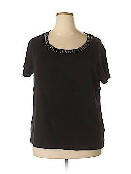 CB Short Sleeve Top Size 3X (Plus)