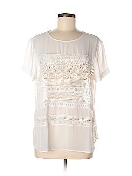Ann Taylor Short Sleeve Blouse Size XL (Petite)