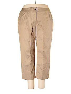 Talbots Khakis Size 22 (Plus)