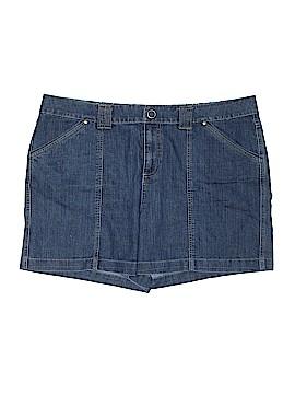 SONOMA life + style Denim Shorts Size 18 (Plus)