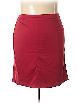 Kiyonna Casual Skirt Size 5 (Plus)