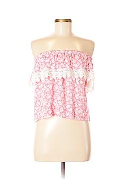 Millau Short Sleeve Top Size M