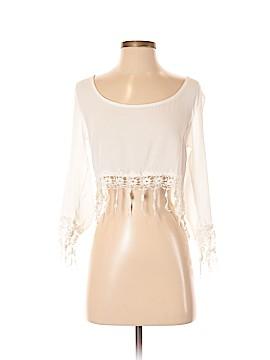 Millau Long Sleeve Blouse Size S
