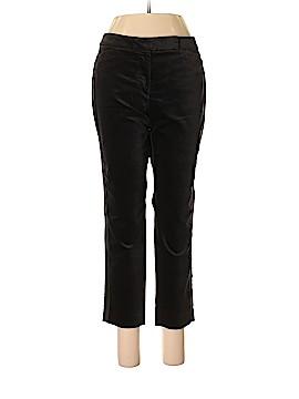 White House Black Market Velour Pants Size 12 (Petite)