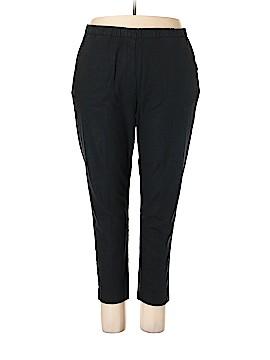 Jessica London Linen Pants Size 20 (Plus)