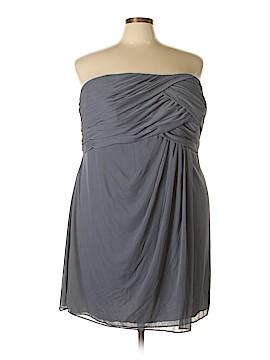 David's Bridal Cocktail Dress Size 26 (Plus)