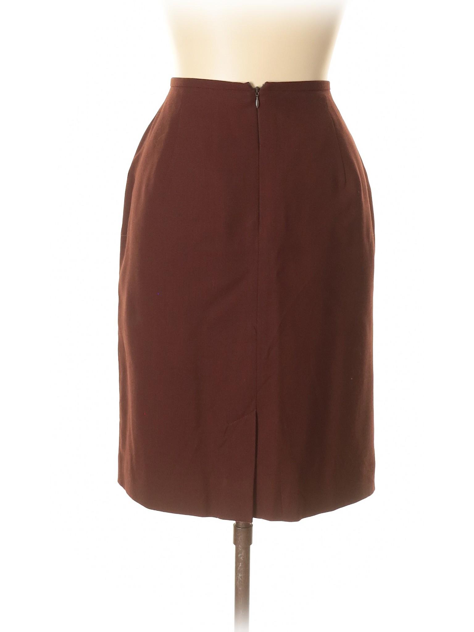 Evan Leisure Wool Picone Skirt winter OrqY5
