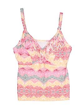 Jessica Simpson Swimsuit Top Size 0X (Plus)