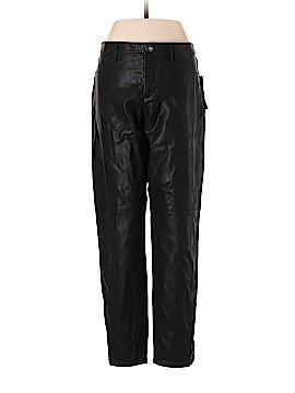 Banana Republic Faux Leather Pants Size 10