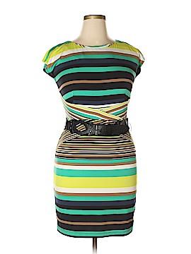 AB Studio Casual Dress Size 14 (Petite)