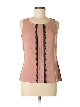 Ann Taylor Factory Sleeveless Blouse Size M (Petite)