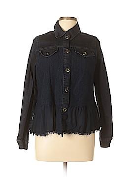 Studio West Denim Jacket Size L