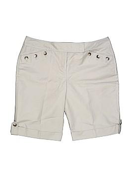 Ann Taylor Khaki Shorts Size 10 (Petite)