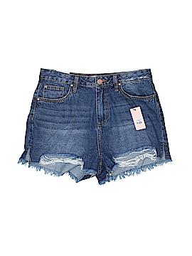 SWS Streetwear Society Denim Shorts Size 9