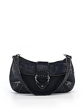 Kate Landry Leather Shoulder Bag One Size