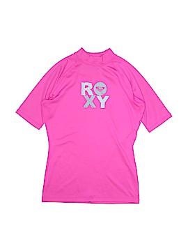 Roxy Rash Guard Size 8