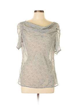 Due Per Due Short Sleeve Blouse Size M
