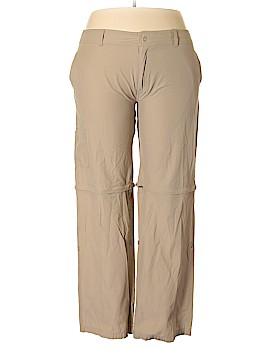 Danskin Cargo Pants Size XXL