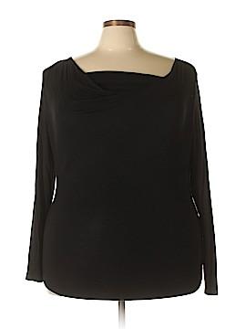 Nine West Long Sleeve Top Size 2X (Plus)