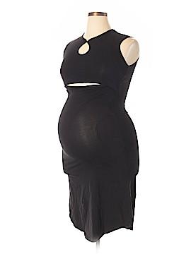 Peek-a-boo Casual Dress Size 1X (Maternity)