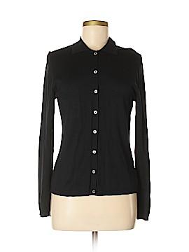 Spenser Jeremy Long Sleeve Silk Top Size M