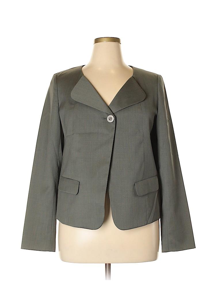Pendleton Women Wool Blazer Size 14