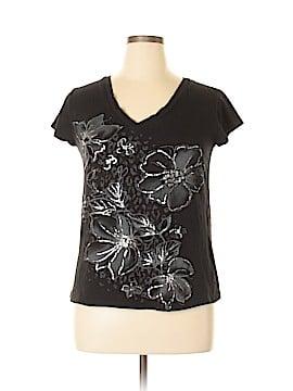 Lavish Short Sleeve T-Shirt Size 1X (Plus)