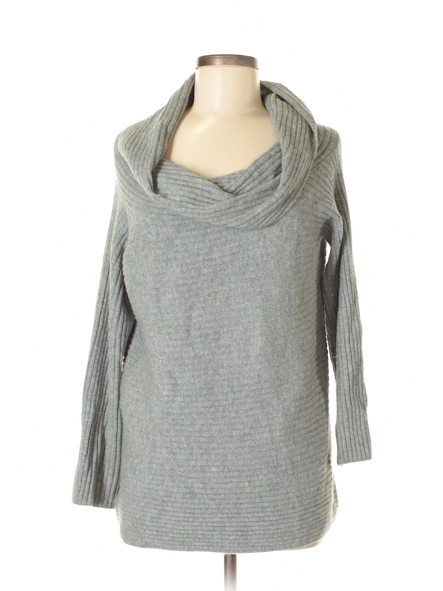 amp; Lou Boutique Grey Pullover Sweater q15pfx5w