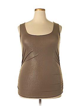 Ellen Tracy Sleeveless Top Size XL