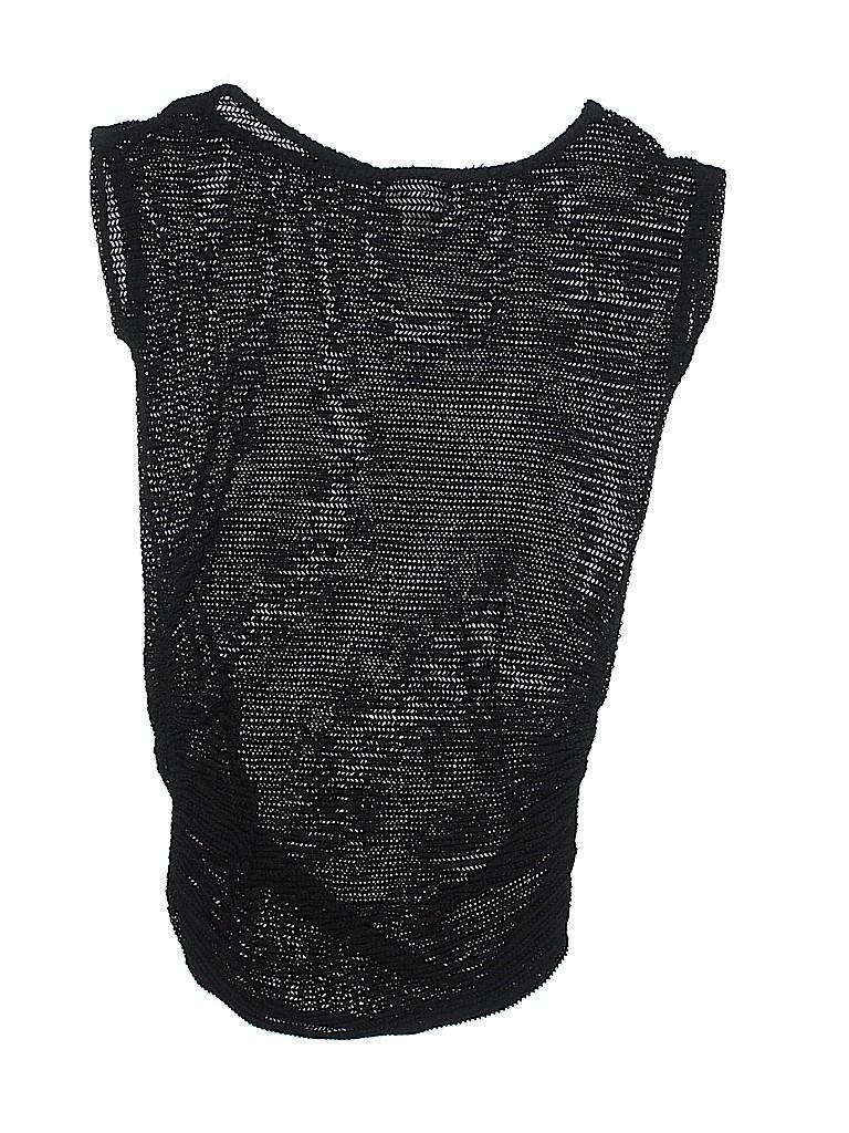 cc6998af3c12 Jordan Taylor Solid Black Swimsuit Cover Up Size S - 71% off