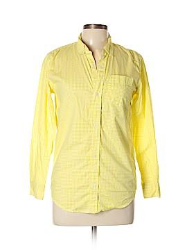 Gap Kids Long Sleeve Button-Down Shirt Size 16