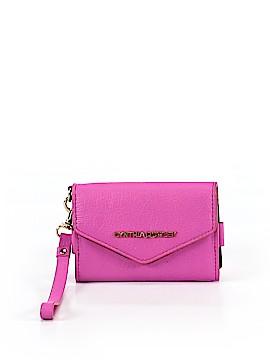 Cynthia Rowley Leather Wristlet One Size